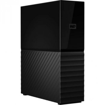 Зовнішній жорсткий диск 3.5 quot; 10TB Western Digital (WDBBGB0100HBK-EESN)
