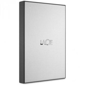 Зовнішній жорсткий диск 2.5 quot; LaCie 1TB (STHY1000800)