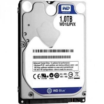 Жорсткий диск для ноутбука 2.5 quot; 1TB Western Digital (#WD10JPVX-FR#)