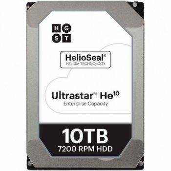 Жорсткий диск 3.5 quot; 10TB WDC Hitachi HGST (0F27454 / HUH721010ALE604)