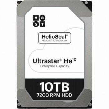 Жорсткий диск для сервера 10TB WDC Hitachi HGST (0F27354 / HUH721010AL5204)