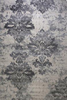 Килим Вітебські Килими Сіті f3892/b6/ct 2х3 м. Прямокутник Сірий