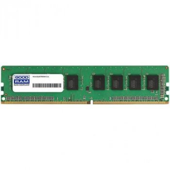 Модуль пам'яті для комп'ютера DDR4 4GB 2666 MHz GOODRAM (GR2666D464L19S/4G)