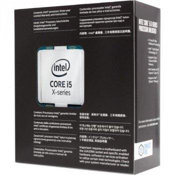 Процесор INTEL Core™ i5 7640X (BX80677I57640X)