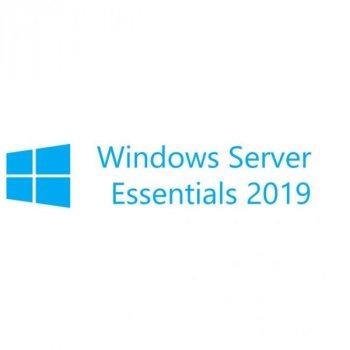 ПО для сервера Microsoft Windows Svr Essentials 2019 64Bit English DVD 1-2CPU (G3S-01299)
