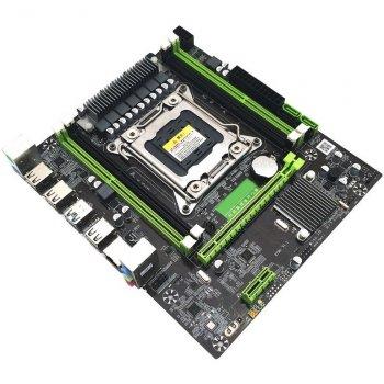 Материнська плата Atermiter X79H (s2011, Intel X79, PCI-Ex16)