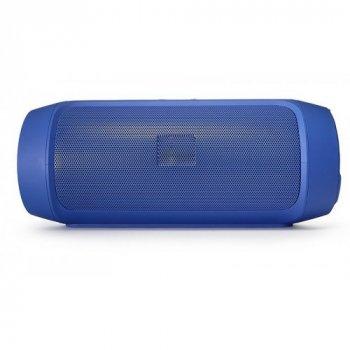 Портативна bluetooth колонка MP3 плеєр T&G E2 mini Синя (E2 mini Blue)