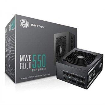 Блок живлення CoolerMaster MWE Gold 550W (MPY-5501-AFAAG-EU)