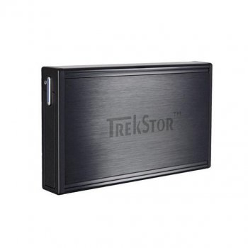 "Жорсткий диск Trekstor DataStation Pocket t.ub 2.5"" 320Gb USB 2.0 (TS25-320PTUB) Black Refurbished"