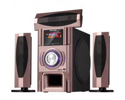 Аудіо система колонка Era Ear E-53 професійна акустична потужна колонка, музична колонка