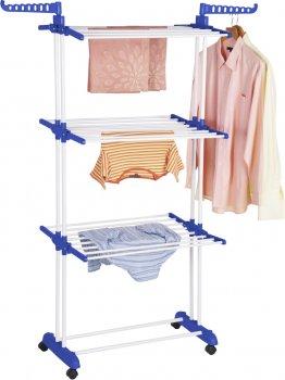 Сушарка для білизни Laundry Florence 22 м три рівні (TRL-2238)