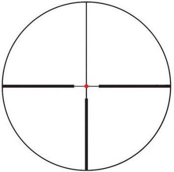 Оптичний приціл BSA-Optics Advance 1.5-6x42 IRG (AD1,5-6x42G)
