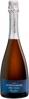 Вино игристое Mont Marcal Cava Extremarium BrutRes белое брют 0.75 л 11.5% (250007663023_8423172011100)
