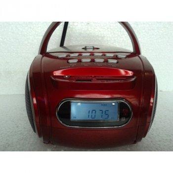 Бумбокс-колонка MP3 USB радио Golon RX 186 (DM00119)