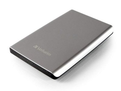 Verbatim store'n'go 2 TB Silver (53189)