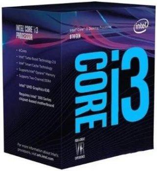 Intel Core i3 8300 (CM8068403377111)