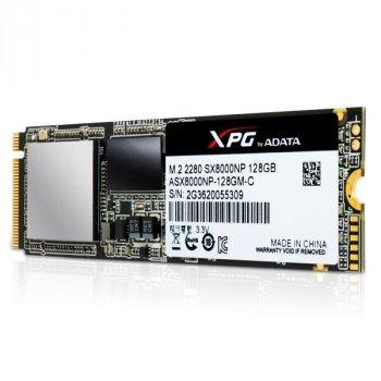 ADATA XPG SX6000 128 GB (ASX6000NP-128GT-C)