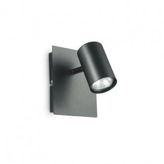 Стельовий світильник Ideal Spot Lux ap1 nero 115481