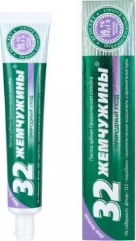 Зубная паста Modum 32 жемчужины органическая солодка 100 г (А001-269)