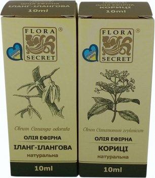 Эфирные масла Flora Secret Пара из Азии 10 мл х 2 шт (4820112080419)