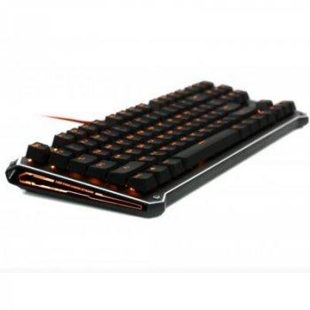 Клавіатура A4tech Bloody B830 USB Grey