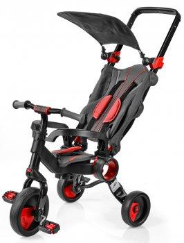 Трехколесный велосипед Galileo Strollcycle Black Красный (GB-1002-R) (9506000120942)