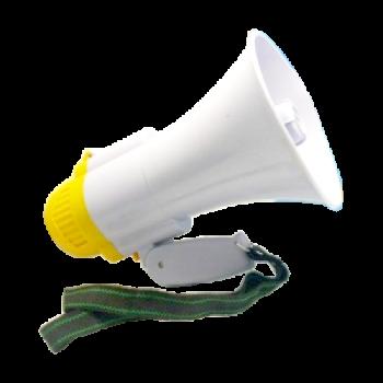 Гучномовець мегафон рупор