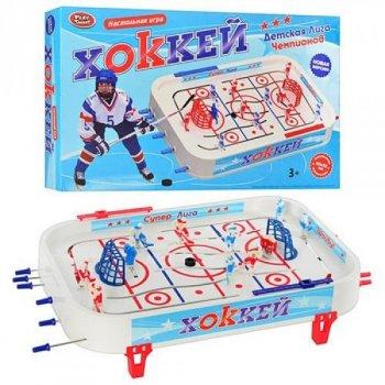 Настільна гра Хокей Play Smart 0700 на штангах