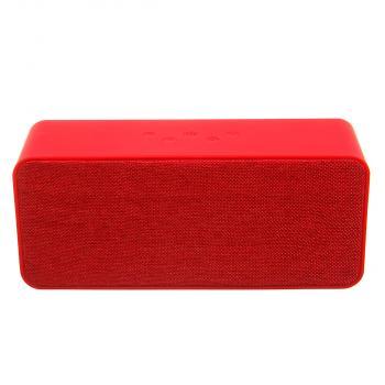 Портативна Колонка Bluetooth червона Usik (USUS4710000000000400)
