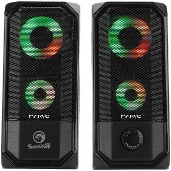 Акустична система Marvo SG-265 Multi-LED USB