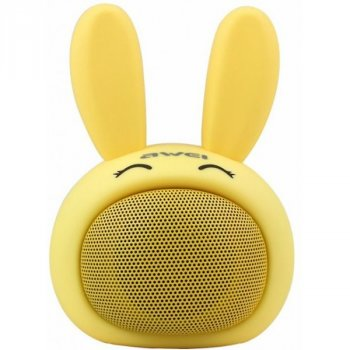 Портативна акустика AWEI Y700 Bluetooth Speaker Yellow (325_19)
