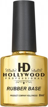 База HD Hollywood Rubber base 8 мл (HD-КБ(2)8) (2200520008007)