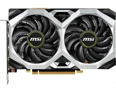 Відеокарта GF RTX 2060 6GB GDDR6 Ventus XS MSI (GeForce RTX 2060 Ventus XS 6G)