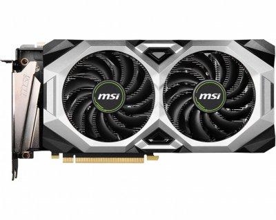 Видеокарта GF RTX 2080 Super 8GB GDDR6 Ventus XS OC MSI (GeForce RTX 2080 SUPER VENTUS XS OC)
