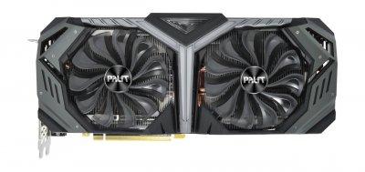 Видеокарта GF RTX 2080 Super 8GB GDDR6 GameRock Premium Edition Palit (NE6208SH20P2-1040G)