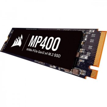 Накопичувач SSD 1TB M. 2 NVMe Corsair MP400 M. 2 2280 PCIe Gen3.0 x4 3D QLC (CSSD-F1000GBMP400)