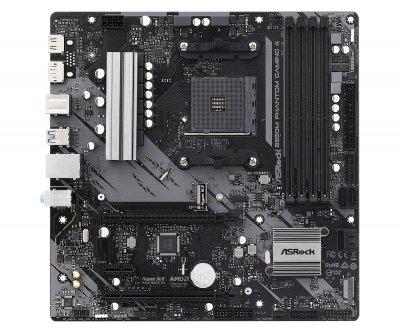 Материнська плата ASRock B550M Phantom Gaming 4 Socket AM4