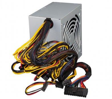 Блок живлення Frime FPO-600-12C OEM (без кабелю живлення)
