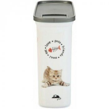 Контейнер для хранения корма Curver - 1,5 кг/2 л.(для кошек)