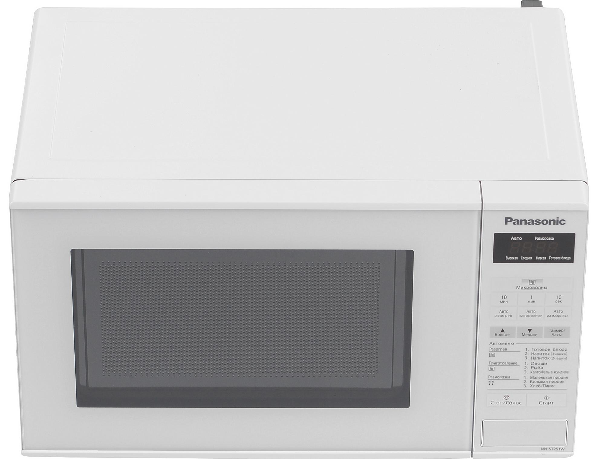 микроволновая печь Panasonic Nn St251wzpe отзывы