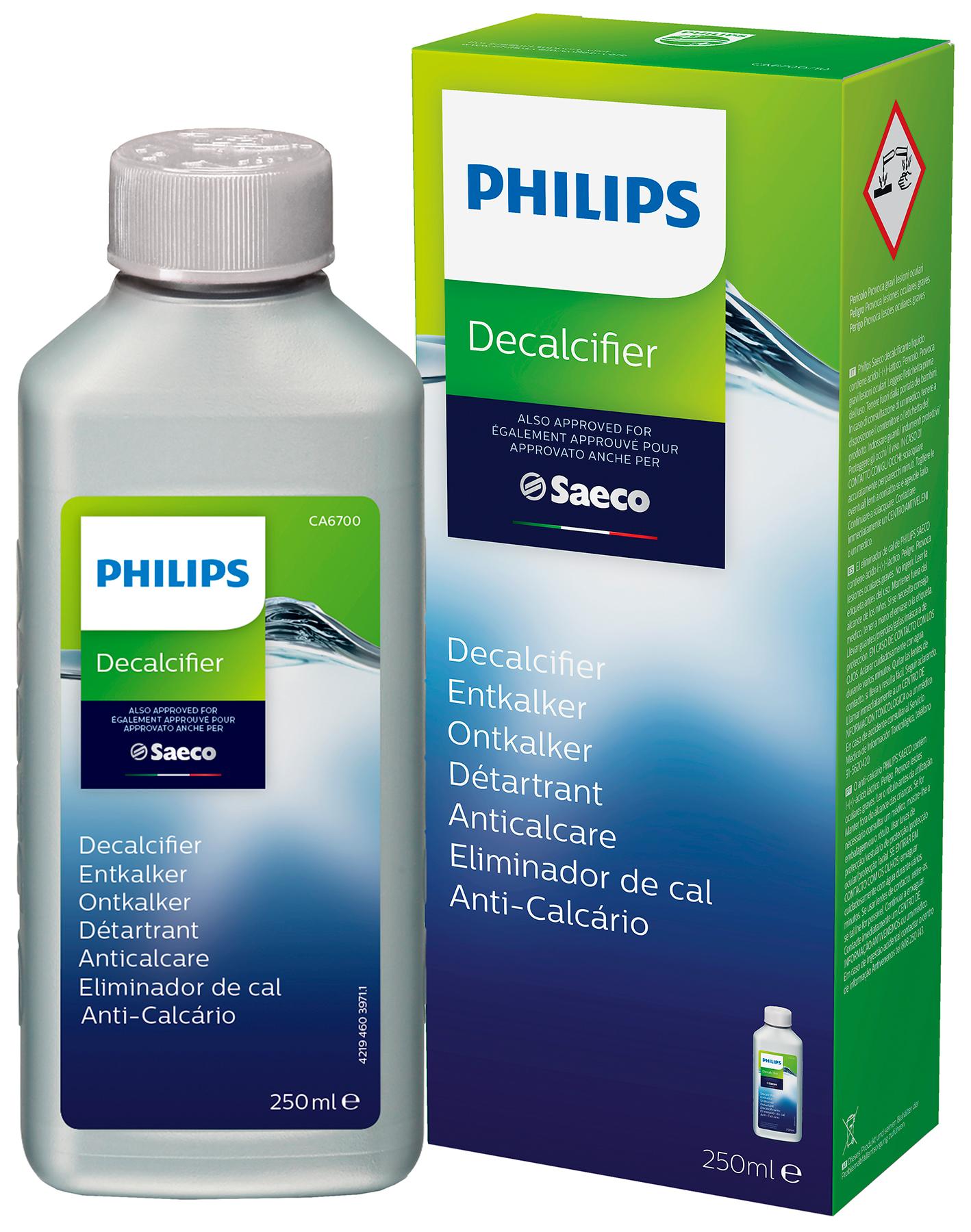Очищувач від накипу для еспресо-кавоварок PHILIPS CA6700/10