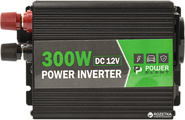 Автомобільний інвертор PowerPlant HYM300-122