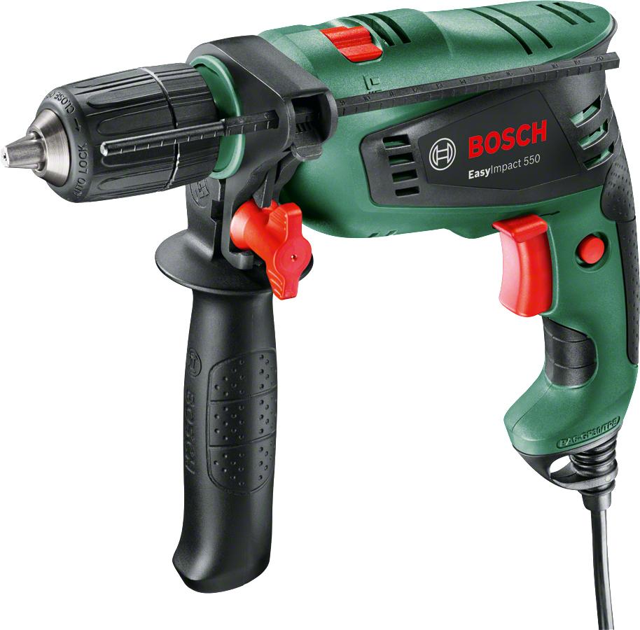Дриль ударний Bosch EasyImpact 550