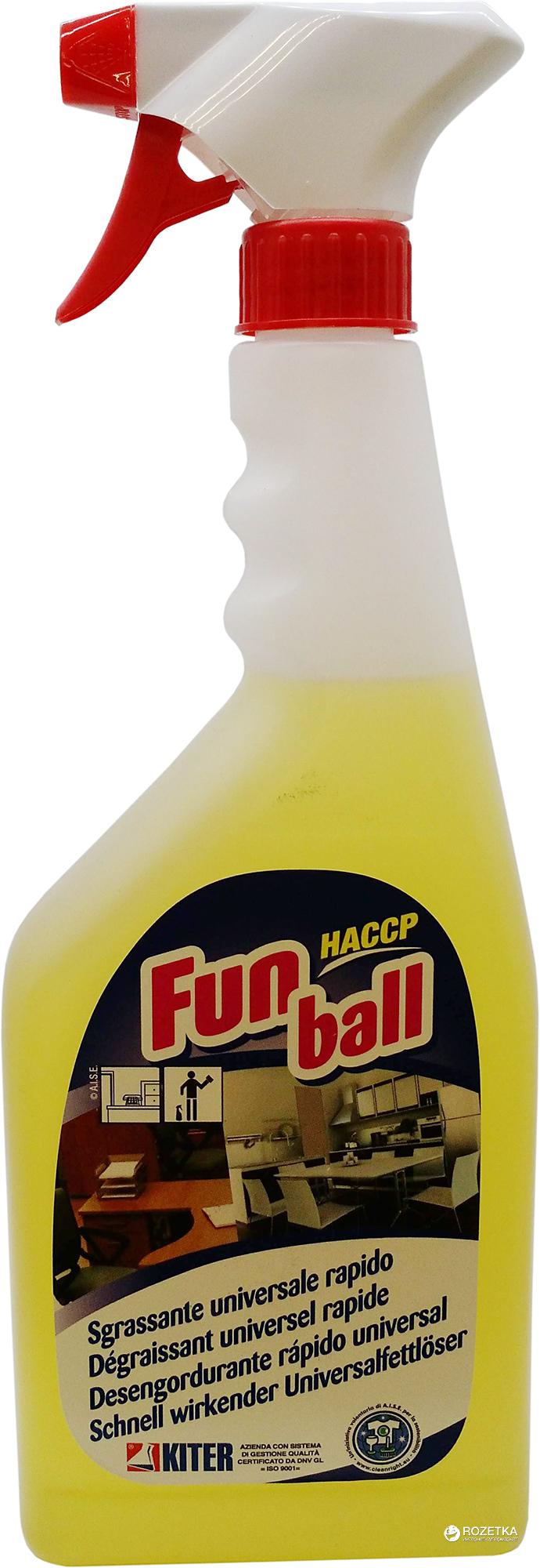 Знежирювач універсальний KITER Fun Ball 750 мл
