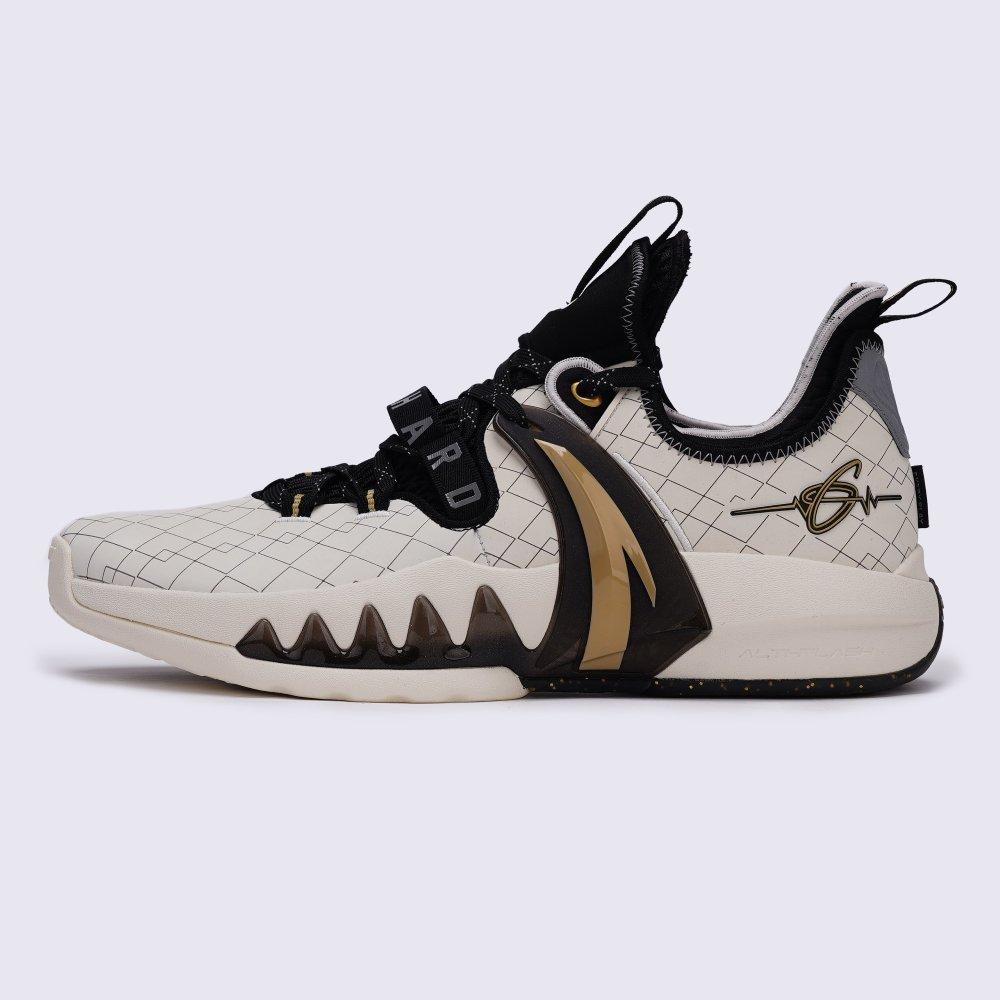 Мужские кроссовки Anta Basketball Shoes Бежевый, Коричневый 42,5 (ant812111103-1)