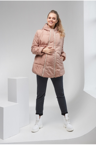 Куртка Dianora M Кавовий 1780 1431