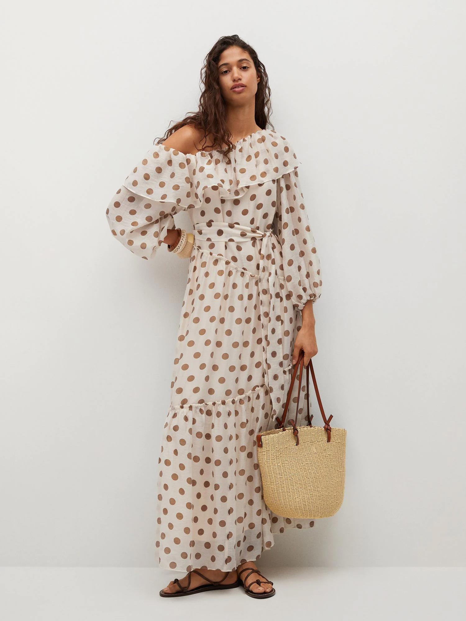Платье Mango 87055685-05 S