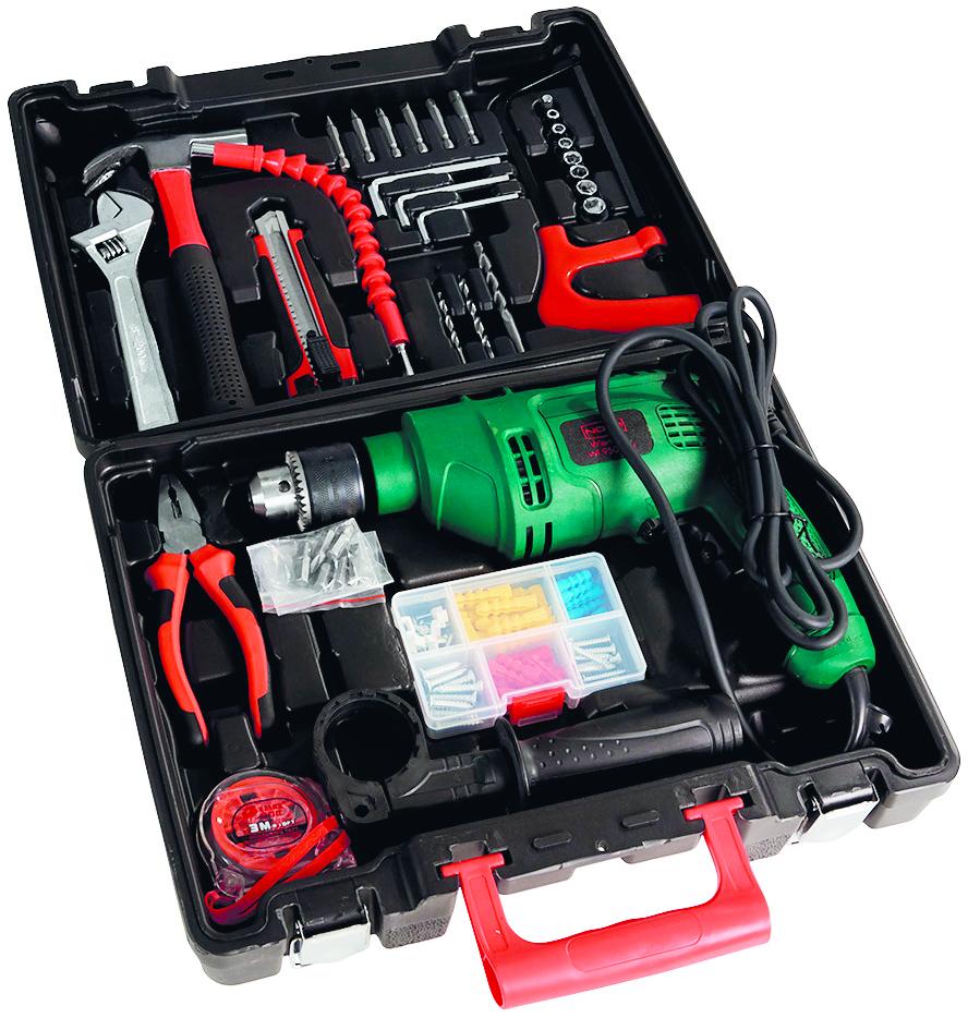 Дриль електричний Nowa Wi 950bl kit