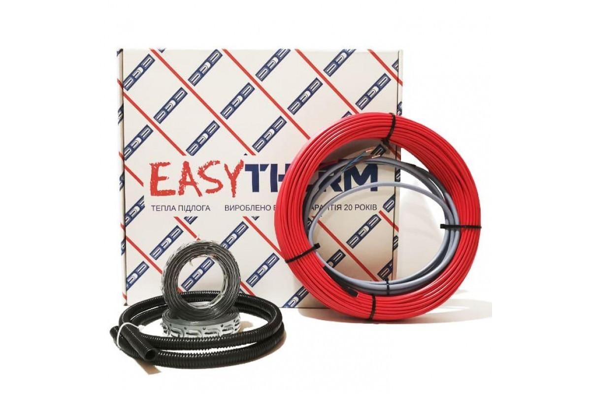 Нагревательный кабель EASYTHERM EC18 - 1890Вт 105м
