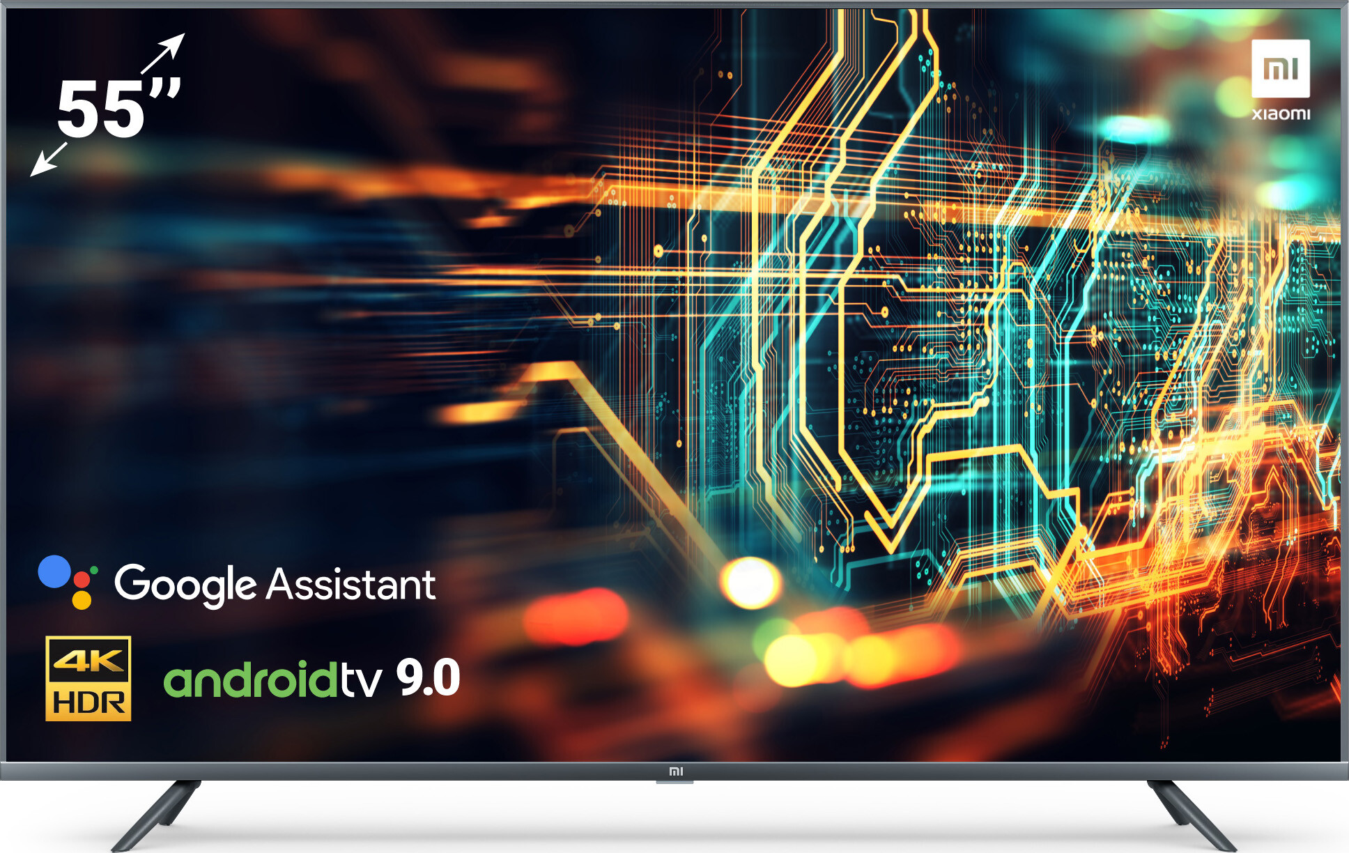 Телевізор Xiaomi Mi LED TV 4S 55